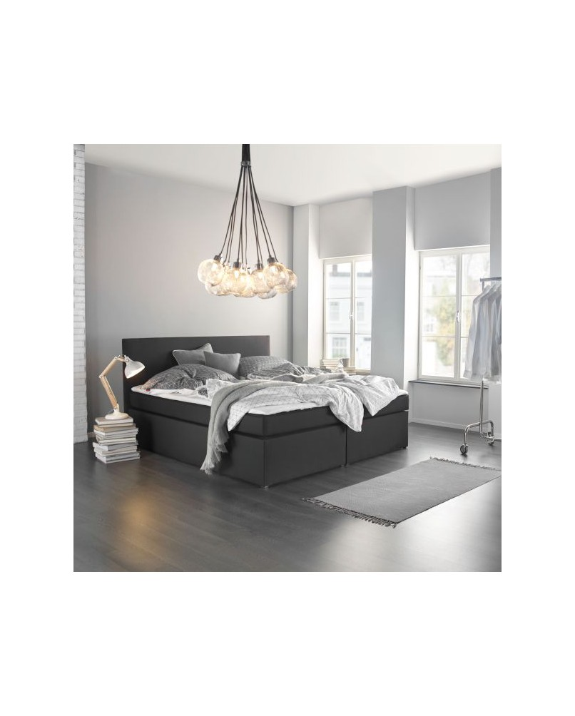 boxspringbett lucy alles was du wissen musst. Black Bedroom Furniture Sets. Home Design Ideas