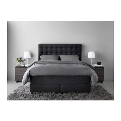 ikea vallavik boxspringbett test expertentest bewertungen. Black Bedroom Furniture Sets. Home Design Ideas