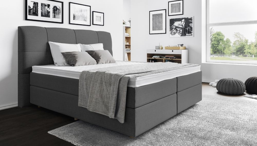 In der Boxspring Welt jedes Boxspringbett individuell